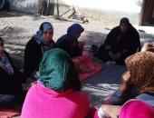 """المجلس القومي للمرأة  ينظم فعاليات حملة """"صوتك لمصر بكرة"""" بجنوب سيناء"""
