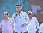 """طارق الخولى لطلاب """"عين شمس"""" عايزينكوا فى طليعة المشاركين بالاستفتاء"""