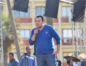 عضو بتنسيقية شباب الأحزاب لطلاب عين شمس: لازم يكون لكم دور فى الاستفتاء