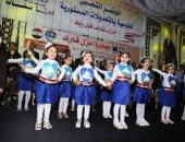 """صور.. """"مستقبل وطن"""" ينظم مؤتمراً شعبياً لدعم التعديدلات الدستورية بدمياط"""