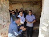 رئيس الوزراء يشدد على ضرورة الاهتمام بالمناطق الأثرية