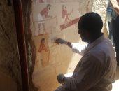 ننشر تفاصيل الكشف الأثرى لوزارتى الآثار والسياحة بالأقصر