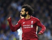 نادي ليفربول يعلن اختيار محمد صلاح أفضل لاعب فى مباراة بورتو