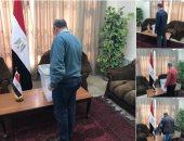 الوطنية للانتخابات: انتظام تصويت المصريين بالخارج.. ونتابع الاستفتاء أولا بأول