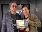 الأب والابن من مارفل إلى الواقع.. علاقة وطيدة بين Iron Man و Spiderman