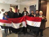 لليوم الثانى.. المصريون فى كندا يدلون بأصواتهم فى الاستفتاء على الدستور