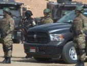 تأمين الاستفتاء على الدستور تحت حماية رجال الجيش والشرطة ( فيديو جراف)