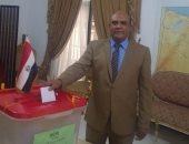 """صور.. """"تعيلب"""" من البحرين: المشاركة فى الاستفتاء واجب وطنى"""