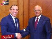 رئيس البرلمان: جلسات الحوار المجتمعى كانت ناجحة وأعطت صورة طيبة للبرلمان والبلاد