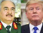 المشير خليفة حفتر يتلقى دعوة رسمية لعقد قمة مع ترامب فى البيت الأبيض