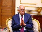 رئيس البرلمان: فكرة تقديم تعديلات دستورية مطروحة منذ دور الانعقاد الأول وليست جديدة