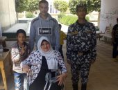 """مواطنة للمصريين: """"صوتوا على تعديل الدستور علشان ربنا ينصر البلد"""""""