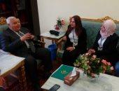 رئيس الوطنية للانتخابات: منظمات المجتمع المدنى دورها كبير فى الاستفتاء