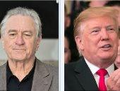 روبرت دى نيرو عن دونالد ترامب: فاشل ونفسه يبقى رجل عصابة