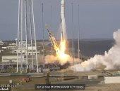 فيس بوك تفشل فى وضع توضيح تلقائى للحظة إطلاق صاروخ ناسا