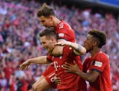 بايرن ميونخ يسعى لحسم الدوري الألماني ضد اينتراخت فرانكفورت