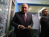 وزير الخارجية يؤكد ضرورة حل جميع الخلافات فى كشمير  عبر الحوار
