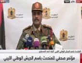 الجيش الليبى: المجموعات الإرهابية تحاول تجنيد ليبيين للقتال فى معركة طرابلس