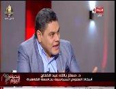 معتز عبد الفتاح: المشاركة الإيجابية فى الاستفتاء أفضل رد على حملات المقاطعة