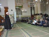 """""""الجيزة"""" تحيى ليلة النصف من شعبان بمسجد المغفرة فى حى العجوزة"""