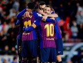 برشلونة ضد فالنسيا.. البارسا يبحث عن إنجاز تاريخي فى كأس ملك إسبانيا