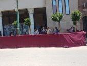 """مسيحيو القليوبية يحتفلون بأحد """"السعف"""" والكنائس تدعو للمشاركة برسم مستقبل مصر"""