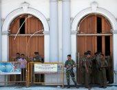 السلطات السريلانكية تعتقل 40 شخصا على خلفية تفجيرات كولومبو
