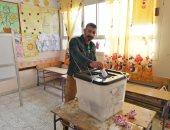 ياسر جلال يشارك فى الاستفتاء على التعديلات الدستورية بأكتوبر ويدعو الناس للمشاركة