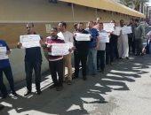 صور.. احتشاد المصريين بمقر سفارتنا فى جدة للاستفتاء على التعديلات الدستورية