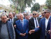 """""""الزناتى """" يتقدم المعلمين المغتربين فى مسيرة حاشدة للمشاركة فى الاستفتاء"""
