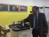رئيس الضرائب يدعو للمشاركة فى استفتاء الدستور ..ويؤكد : واجب وطنى