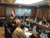 صور.. وزير التعليم العالى يرأس اجتماع اللجنة العليا للمشروعات القومية