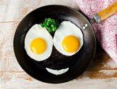 فى الفطار أوالعشاء ..خلي البيض أكلتك الأساسية واعرف فوائده الصحية