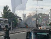انفجار شديد فى سينما سافوى بالعاصمة السريلانكية كولمبو
