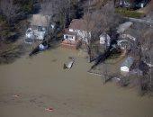 مصرع شخص فى فيضانات بمدينة كيبيك الكندية