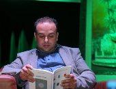 """أثناء إلقائه قصيدة.. رحيل الشاعر المغربى محسن أخريف فى """"تطوان"""""""