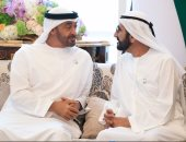 فيديو.. محمد بن راشد ومحمد بن زايد يستقبلان حكام الإمارات للتهنئة بعيد الفطر