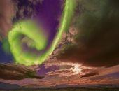 ناسا تكشف عن صور للشفق القطبى لتحذير الإنسانية.. اعرف السبب