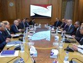 """وزيرا """"الإنتاج الحربى"""" و""""الإسكان"""" يتابعان مجالات التعاون المشترك"""