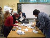 فرز الأصوات باللجان الفرعية للاستفتاء على التعديلات الدستورية فى أسوان