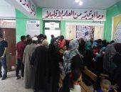 """رئيس """"قضايا الدولة"""": الاستفتاء خرج فى مشهد يعبر عن عظمة الشعب المصرى وقضائه"""