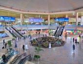 مطار الملك فهد يطالب فى بيان له  بتوخى الحذر من التقلبات الجوية