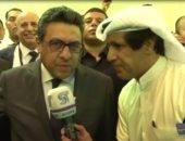 الإعلامى الكويتى فهد السلامة يشيد بإقبال المصريين على الاستفتاء على الدستور