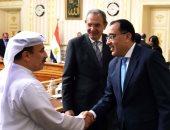 صور.. رئيس الوزراء يلتقى رؤساء البورصات العربية بحضور وزيرى المالية وقطاع الأعمال