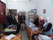 محافظ شمال سيناء يوجه بانتظام العمل والانضباط بمديرية التعليم