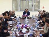 صور وفيديو ..رئيس الوزراء يعقد اجتماعا مع هيئات نظام التأمين الصحى الشامل ببورسعيد