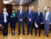 البنك المركزى يوقع مذكرة لتدريب كوادر البنوك المركزية والتجارية الأفريقية