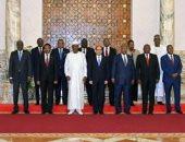 السيسى: الشعب الليبى تعرض لاستنزاف مقدراته ونطالب المجتمع الدولى بتحمل مسئولياته