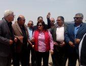 صور.. نائب وزير الزراعة: 50 مليون جنيه لدعم الوحدات البيطرية فى مصر