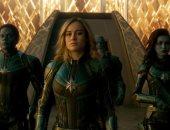 فيلم Captain Marvel يتساوى مع Dark Knight Rises.. اعرف السبب